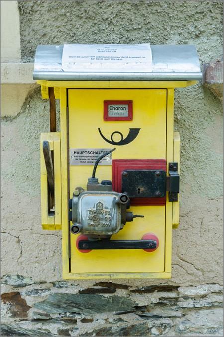 brievenbus Tirol